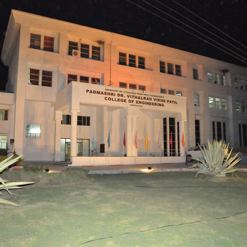 Padmashri Dr. Vithalrao Vikhe Patil College of Engineering