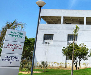 Santosh college of Allied Health Science