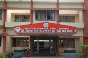 College of Food Science & Technology, Bapatla