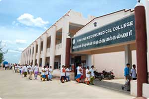 Vinayaka Mission\'s Medical College and Hospital