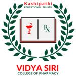 Vidya Siri College of Pharmacy