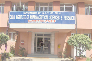 Delhi Institute Of Pharmaceutical Science & Research