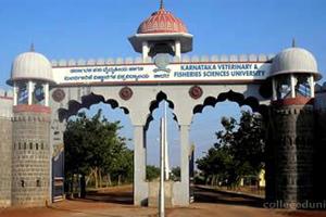 Karnataka Veterinary Animal and Fisheries Sciences University
