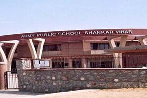 Army Public School, Shankar Vihar