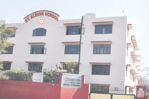 St. Albans School Sec 15 faridabad