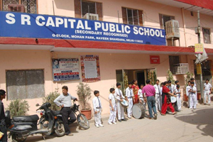 S.R. Capital Public School, Shahdara