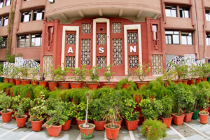 Adarsh Shiksha Niketan School Delhi