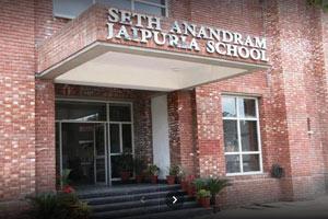 Seth Anandram Jaipuria School Lucknow