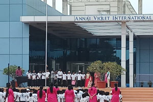 Annai Violet International School