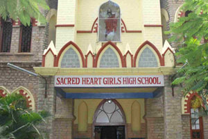 Sacred Heart Girls High School, Bangalore