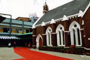 Holy Trinity Church School, Ghaziabad
