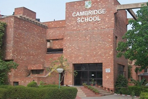 cambridge school, noida