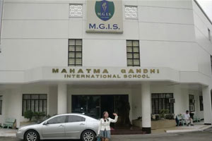 Mahatma Gandhi International School, Ahmedabad