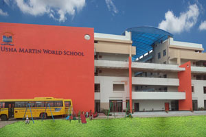 Usha Martin World School