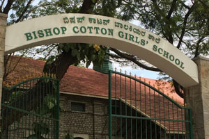 Bishop Cotton Girls School, Bangalore