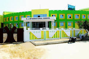 S.J. International School