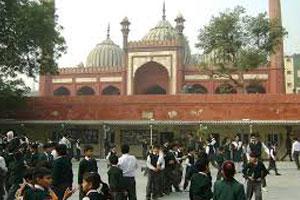 Crescent School, Darya Ganj