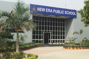 NEW ERA PUBLIC SCHOOL, DWARKA