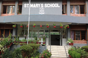 St. Mary's School, Chandigarh