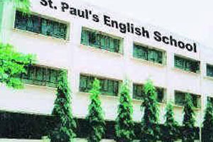 St. Paul's English School, Bangalore