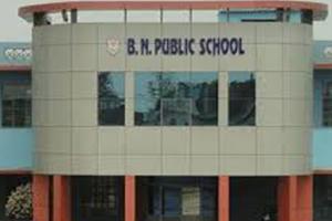 B N Public School faridabad