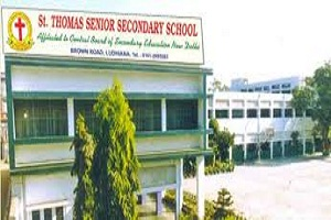 St.Thomas Senior Secondary School