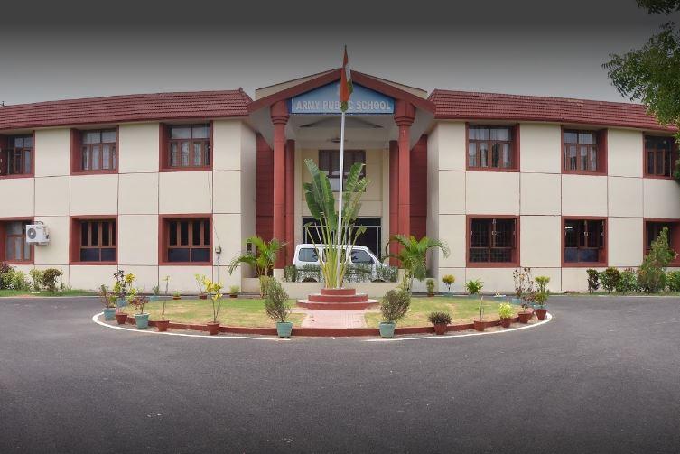 Army Public School, Chennai