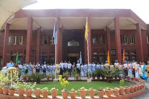 Guru Nanak Public School Chandigarh