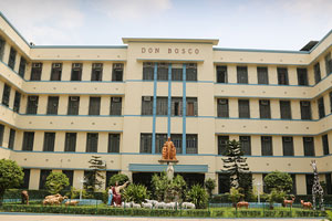 Don Bosco School, Park Circus, Kolkata