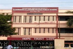 Dr. Kondabolu Lakshmi Prasad Public School
