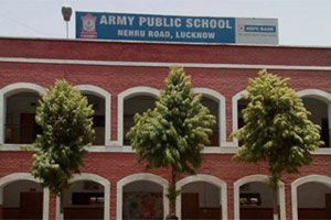 Army Public School, Lucknow Cantonment