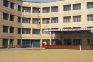 St Thomas Sr. Sec. School Faridabad