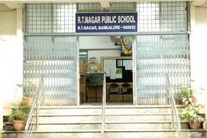 R.T. Nagar Public School, R T Nagar