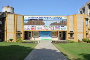 Meenakshi Group Of School