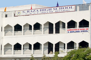 S.Raza High School