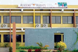Academic Heights Public School Ahmedabad