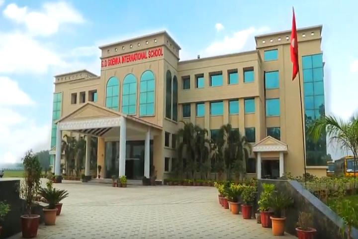 G.D. Goenka International School
