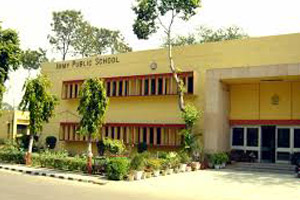 Army Public School, Dhaula Kuan