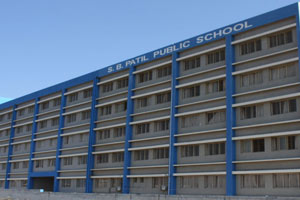 S B Patil Public School, Pune