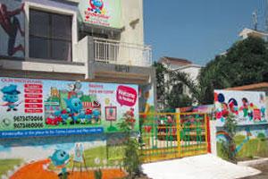 Kinderpillar Preschool Chandigarh