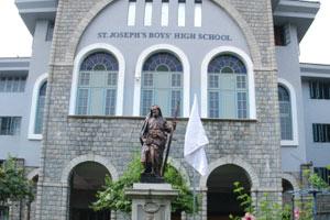 St. Joseph's Boys High School, Bangalore