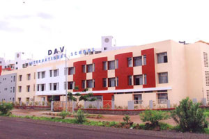 DAV International School,  Ahmedabad