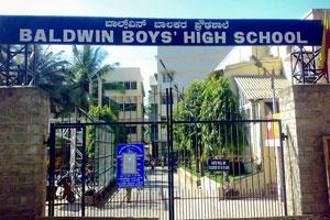 Baldwin Boys' High School, Bangalore