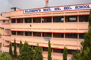 St.Joseph's Matriculation Higher Secondary School