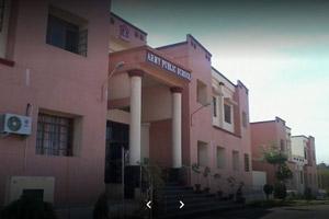 Army Public School, Golconda