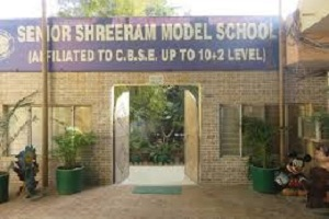 SENIOR SHREERAM MODEL HIGH SCHOOL