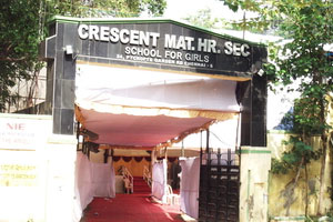 Crescent Matriculation Higher Secondary School for Girls