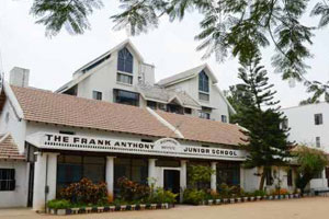 The Frank Anthony Public School, Bangalore