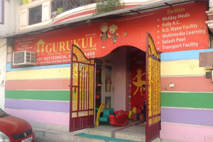 Gurukul Preschool & Day Care