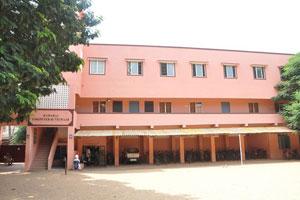 PNECT Kamaraj Matriculation Higher Secondary School